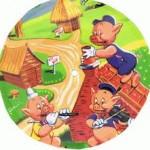 Los tres cerditosCredito: castle26gif