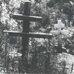 Lugar de enterramiento de la familia Lykov. Crédito: Smithsonian