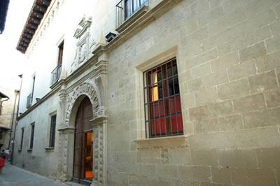 Palacio del Niño en Sos del Rey Católico.Crédito Turismodezaragoza