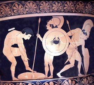 batallón sagrado de tebas - Tiranía en época arcaica
