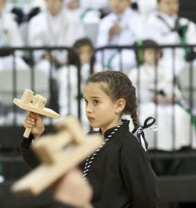 Una Semana Santa en miniatura. Heraldo de Aragón.