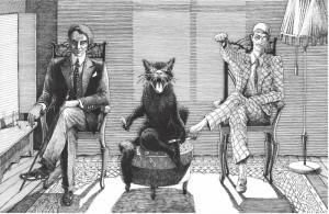 evil-trio