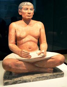 Escriba egipcio