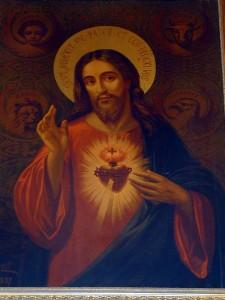 El Sagrado Corazón de Jesús Crédito: Carlos Lasierra