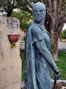 Estatua del Cid, otra