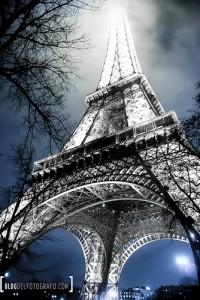 La Torre Eiffel Crédito: photopin