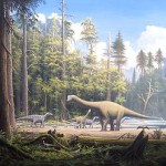 La vida en el Jurásico Crédito: Wikipedia