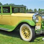 Creditos: oldcarbrochures.org 1927 Cadillac - La Salle