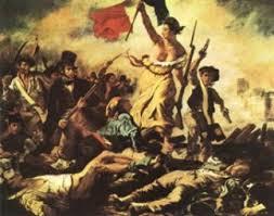 Alegoría de la Revolución Francesa Crédito: profesoresenlinea