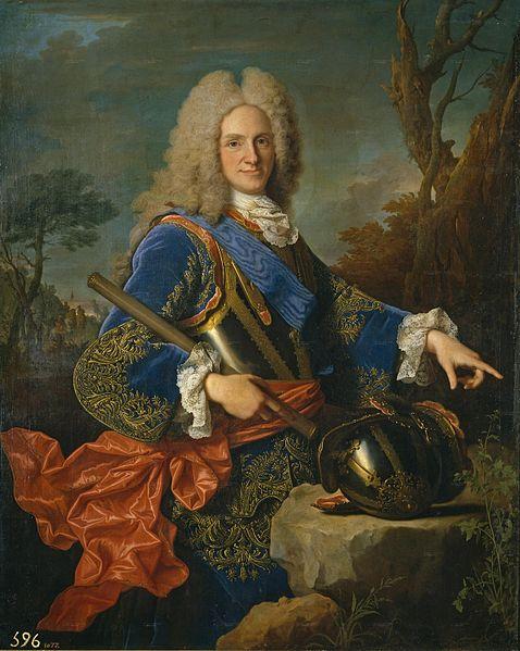 Retrato de Felipe V