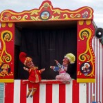 Punch y Judy Crédito: The World Through Wooden Eyes
