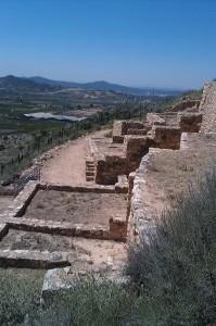 Tossal de Sant Miquel en Edeta (Lliria)
