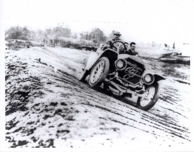 Pace car 1911