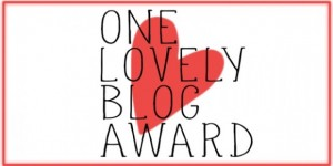 Lovely award