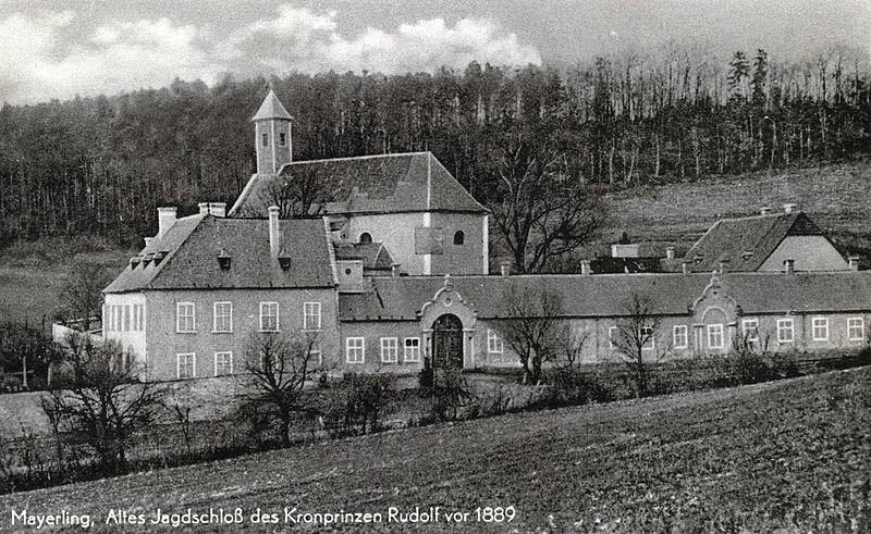 Mayerling. Antiguo pabellón de caza, convertido en convento de Carmelitas