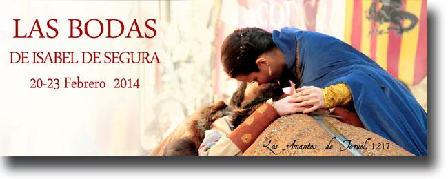 Recreación Amantes de Teruel. Crédito bodasdeisabel.com