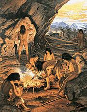 Interior de una cueva Crédito: wikipedia
