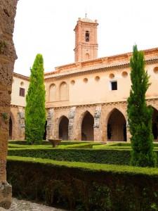 Monasterio de Piedra de Zaragoza. Foto: turismodearagon