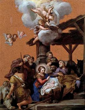 Pietro da Cortona, Natividad
