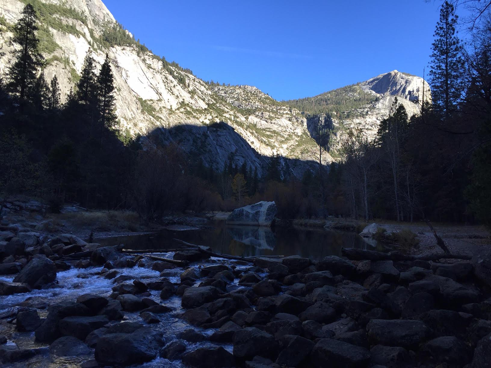 Yosemite Natural Park