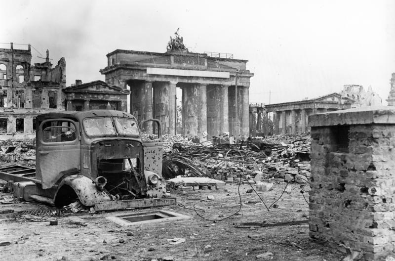 doble rendición alemana