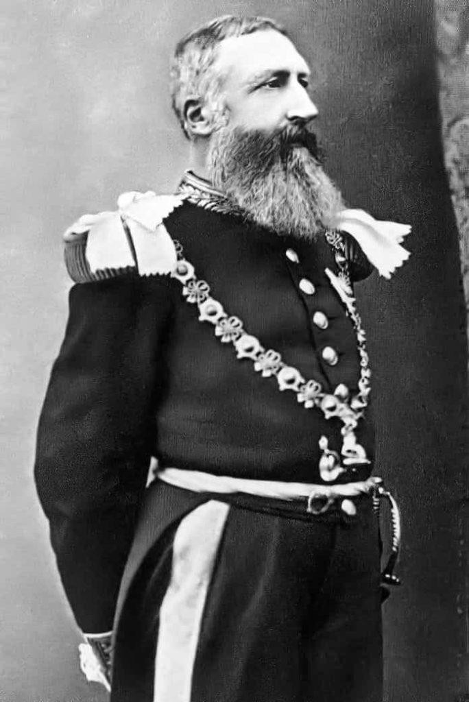 Leopoldo II Genocidio en el congo belga