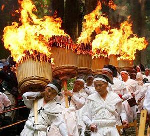 Sintoísmo japonés ceremonia