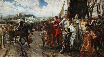 Rendición de Granada - Mojácar