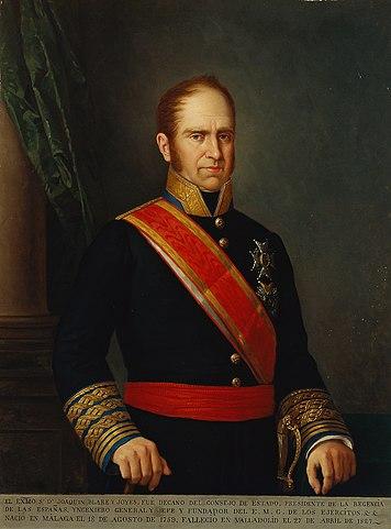La caída de Valencia durante la guerra de la independencia, Blake