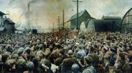 La I Internacional entre Marx y Bakunin