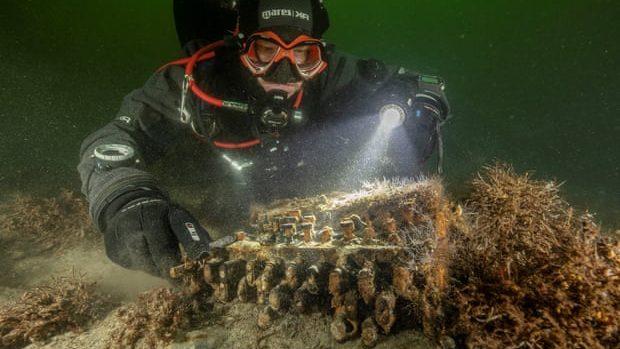 Enigma en el Mar Báltico