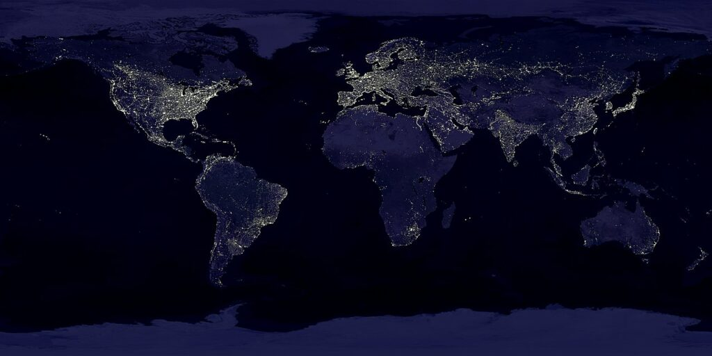 La edad de la Tierra (panorámica)