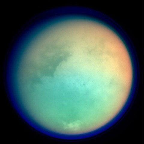 Titán, Huygens y Cassini