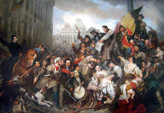 Revolución belga de 1830