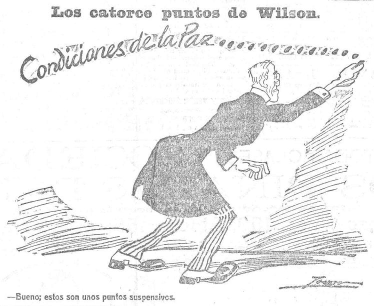 Catorce puntos wilson