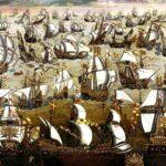 """El desastre de la Felicísima Armada o """"Armada Invencible"""""""