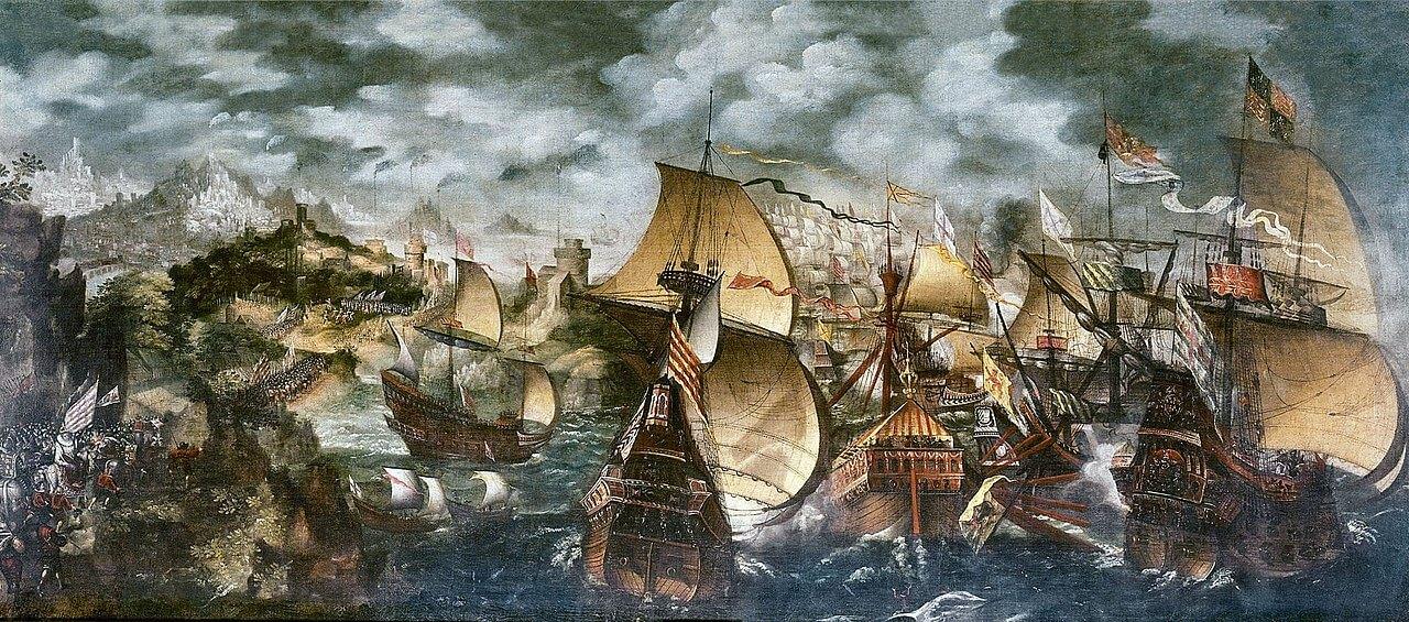 El desastre de la Felicísima Armada