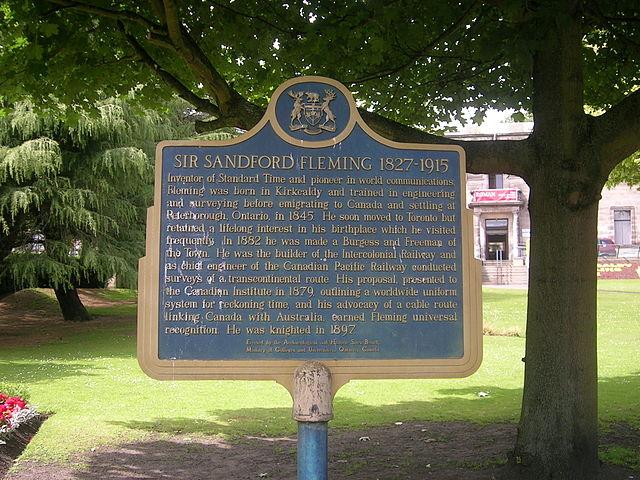 Memorial Stanford Fleming