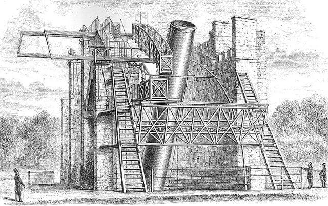 Telescopio del Birr Castle