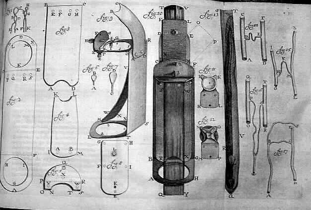 Microscopio de Van Leeuwenhoek