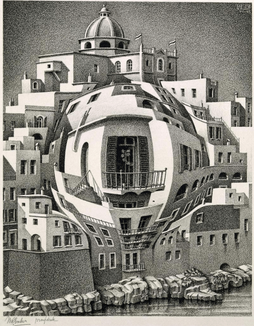 El Balcón de Escher