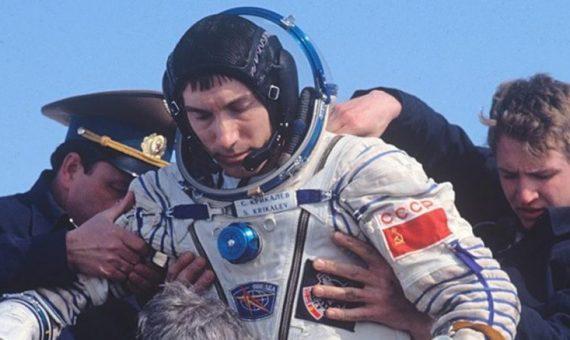 Serguéi Krikaliov